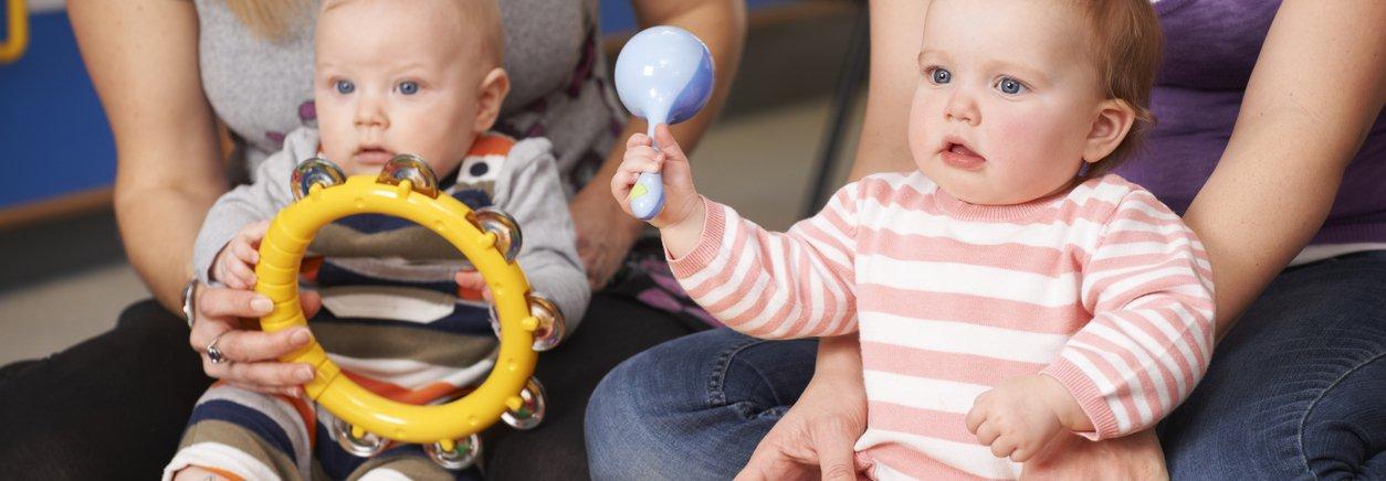 Muziek met de baby 166348171.jpg